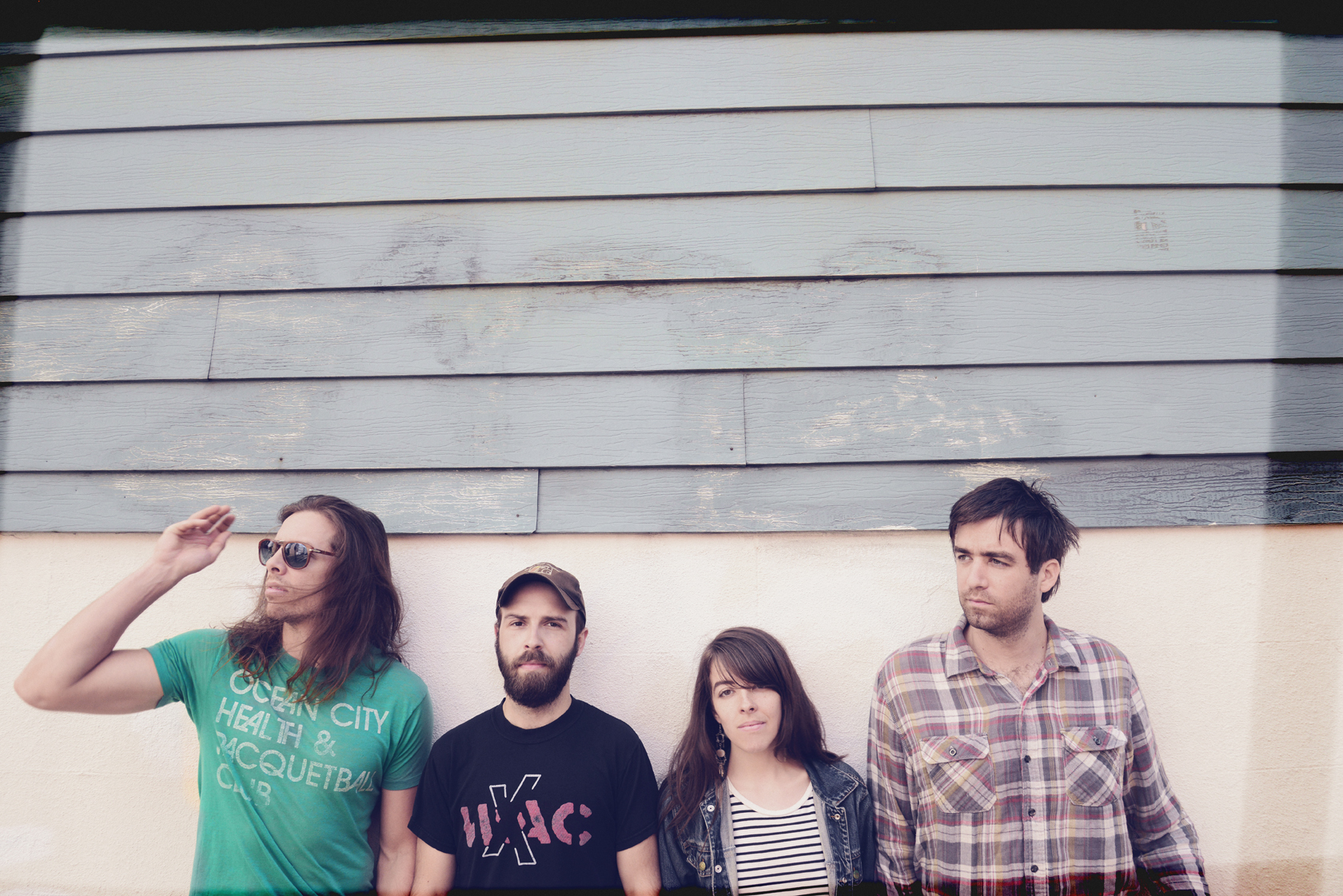 """Hop Along share their video for """"Waitress"""" shot at their recent World Cafe session"""