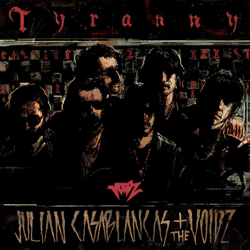 "Julian Casablancas and The Voidz shares short film ""Human Sadness"""