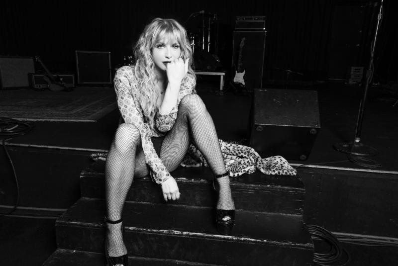 "Courtney Love announces 7"" release via Ghost Ramp / Crush Music, Shares new song ""Miss Narcissist."""