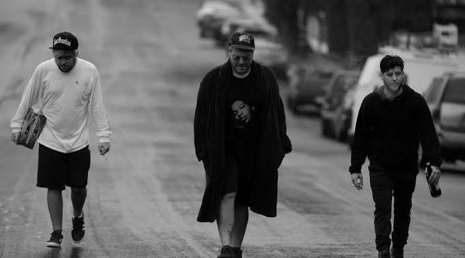 "Spirit club Nathan Williams (Wavves), Joel Williams share new track ""Fast Ice."""