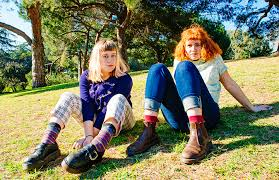 """Girlpool release """"Before The World Was Big"""" video, the track comes from their album of the same title, out June 2nd on Wichita Recordings."""