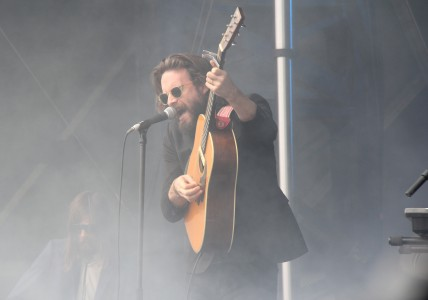 Father John Misty at Field Trip