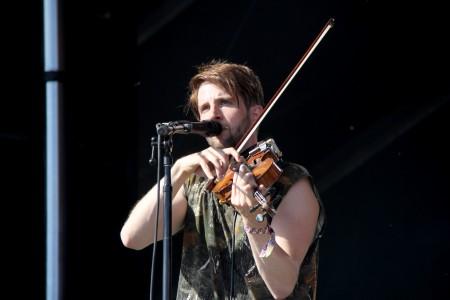 Owen Pallett at Bestival 2015