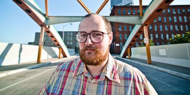 """Dan Deacon debuts new video for """"Meme Generator"""" from his album 'Gliss Riffer' now out on Domino Records."""