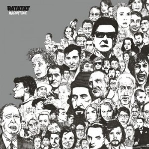 """Ratatat Premiere new video for """"Abrasive"""" off their forthcoming album 'Magnifique.'"""