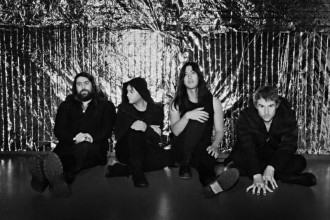 """Health shares new track """"Stonefist"""" from their forthcoming album 'Death Magic.'"""