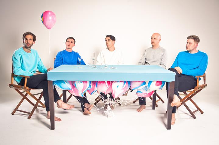 """Outfit Premiere """"Framed"""" Track, the song is off their forthcoming LP 'Slowness'"""
