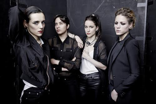 Savages have announced new West Coast dates, starting August 21 at Las Vegas, NV