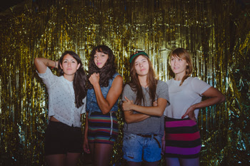 La Luz announce North American and European tour dates. The Tour kicks off tonight in Seattle.