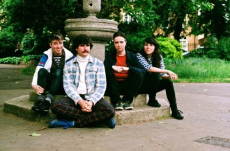 """The Spook School share their new video for the single """"Burn Masculinity"""" off their forthcoming LP 'Try To Be Hopeful'"""