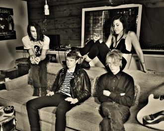 """Sextile share new track """"Can't Take it"""" off their forth coming full-length album 'A Thousand Hands'"""