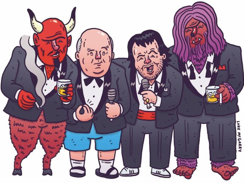 Tenacious D reveal Festival Supreme lineup 2015, taking place October 10th
