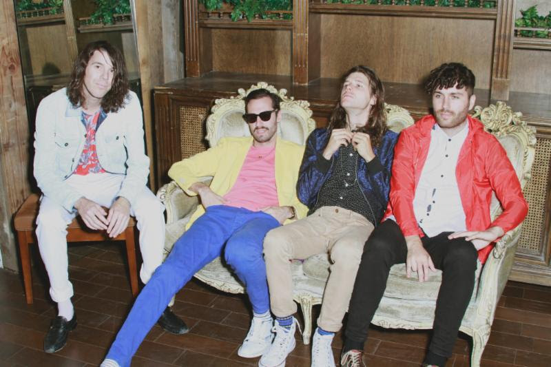 """Miami Horror stream """"Love Like Mine"""" Remixes, featuring Cleopold, Bee's Knees, and Something Nice."""