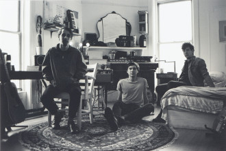 "Listen To EZTV's New Single ""Soft Tension"" off their forthcoming album 'Calling Out,' available July 12th on Captured Tracks."