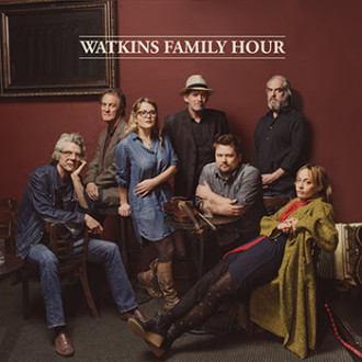 """Watkins Family Hour's """"Brokedown Palace,"""" from their debut self-titled album, out July 24th"""