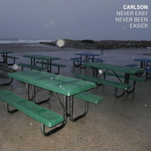 "Carlson shares ""4"" from forthcoming debut release on Driftless Recordings. His LP 'Never easy Never Been Easier'"
