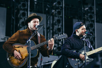 """The Maccabees Premiere Video For """"Something Like Happiness."""""""