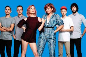 Australian band Alpine confirm U.S. fall tour with Joywave. Alpine's current album 'Yuck,' is now out on Votiv Music.