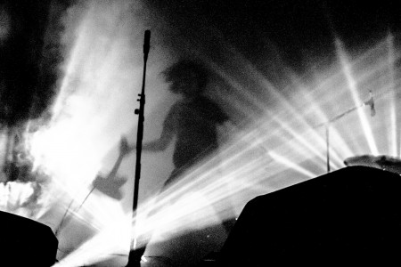 """A Place To Bury Strangers drop Darkside remix for """"Fill The Void,"""" announce new fall tour dates with Grooms."""
