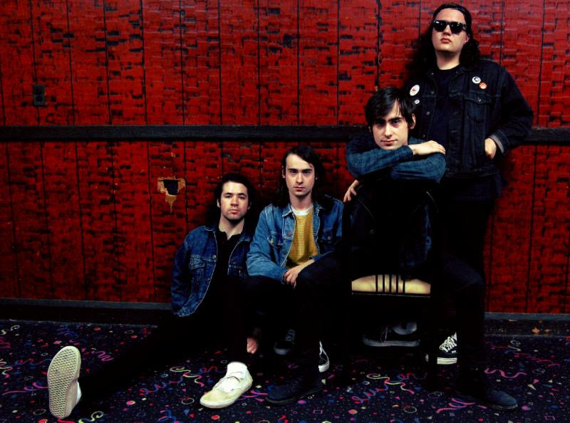 """White Reaper share their new single """"Pills,"""" from their forthcoming release 'White Reaper Does It Again'"""