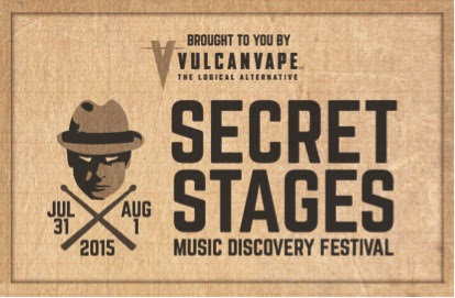 Secret Stages Festival celebrates it's fifth year.