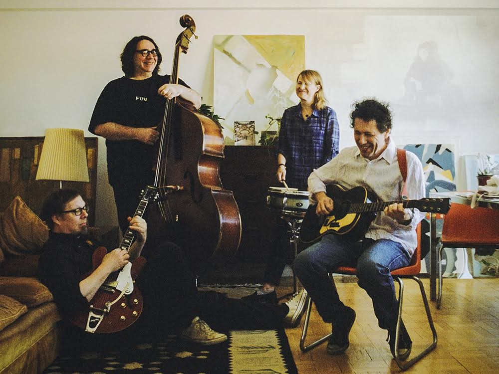 Yo La Tengo announces new album 'Stuff Like That There.' Out August 28th on Matador.