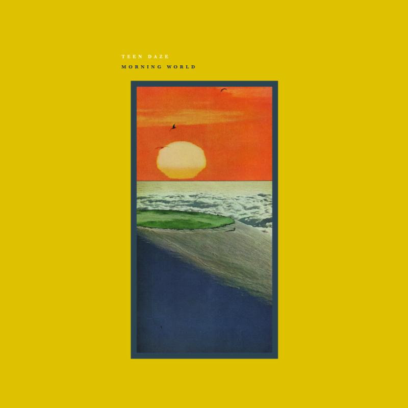 Teen Daze announces new album 'Morning World.' The LP was produced by John Vanderslice and Simon Bridgefoot and arrives on August 14th.