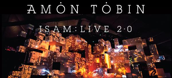 "Amon Tobin: ""ISAM"" Live 2.0 to make final appearance at Outside Lands."