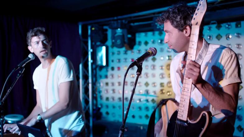 """Tanlines debut """"Palace"""" video ft. Nathasa Lyonne, Alex Karpovsky."""