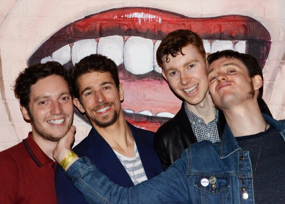 "Northern Transmissions' 'Song of the Day' is ""Take It Or Leave"" by four piece London based band Sisteray."