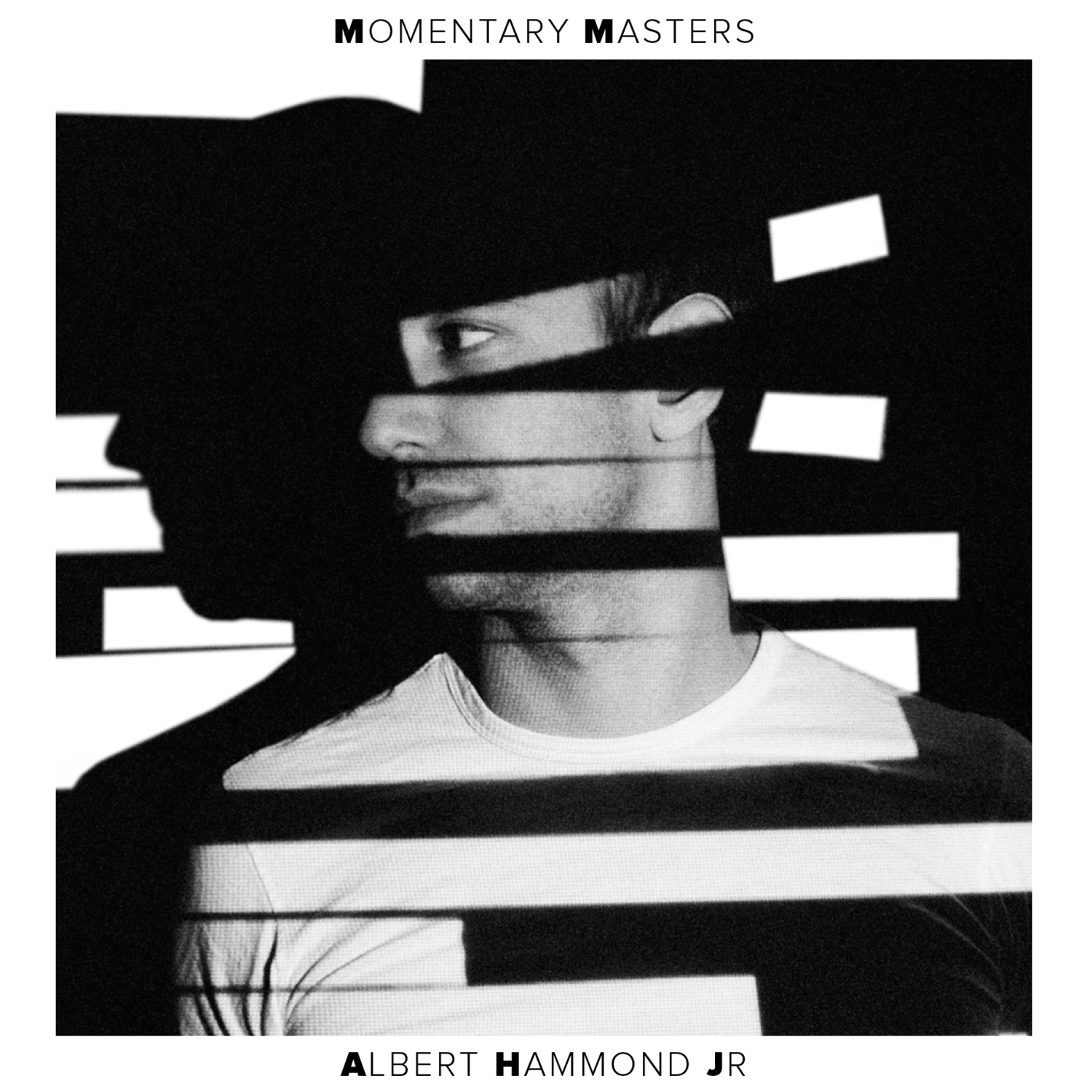 Review of 'Momentary Masters', the forthcoming release by Albert Hammond Jr.