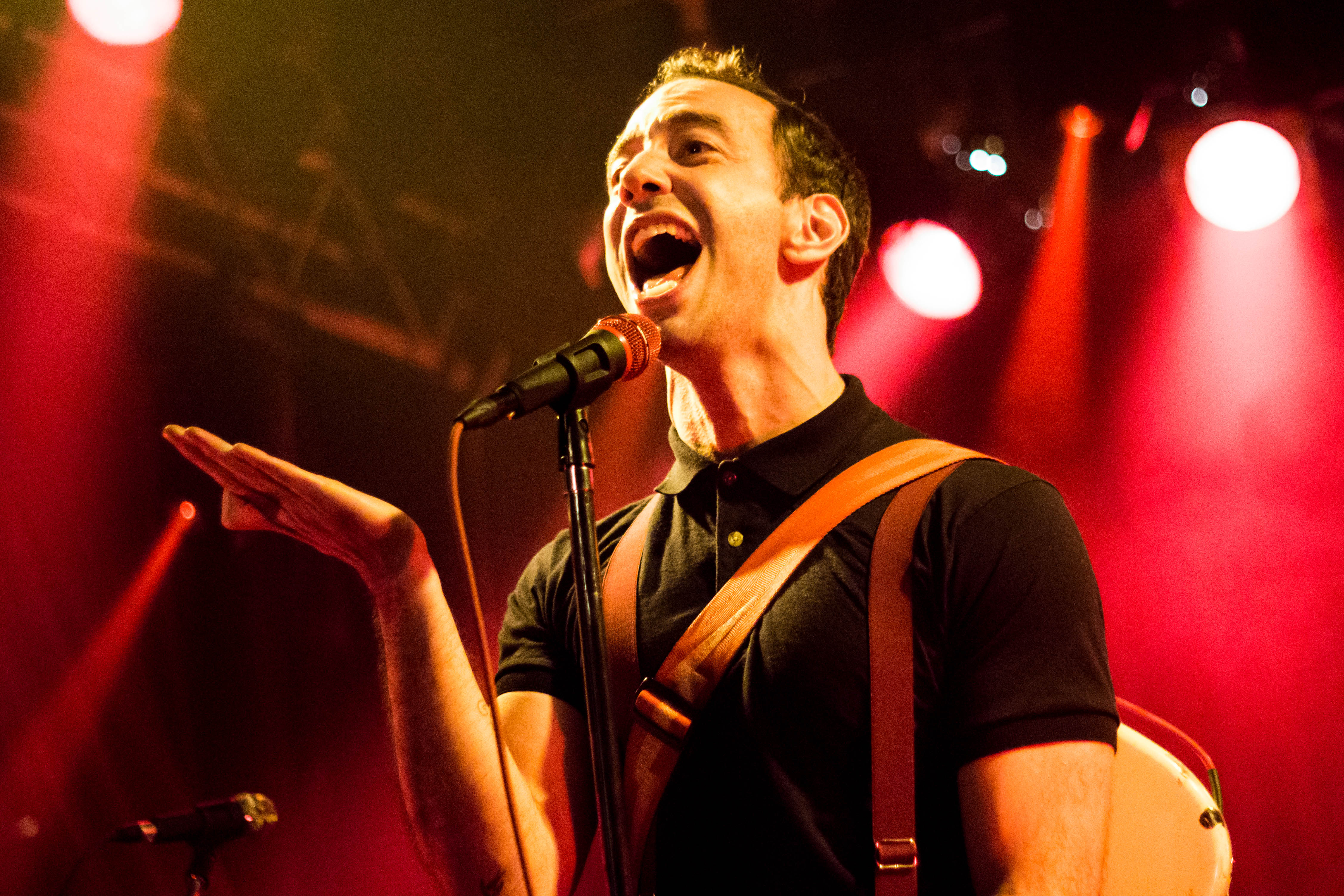 """Albert Hammond Jr. has shared his music video for """"Losing Touch"""", from his forthcoming release 'Momentary Masters'"""
