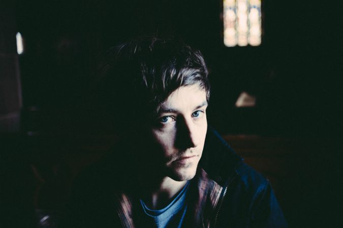"""Fictonian announces shares new single """"Little Blue Book"""" from his 'Desire Lines' album"""