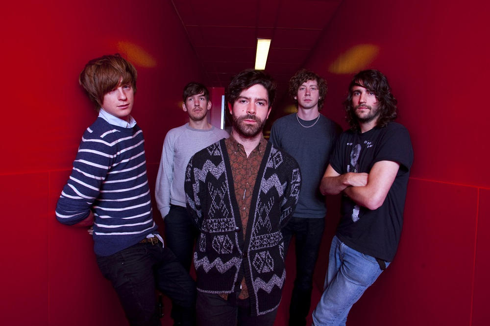 "Foals have unveiled a new song entitled ""Mountain At My Gates"" from their forthcoming new album 'What Went Down', due out on August 28th"