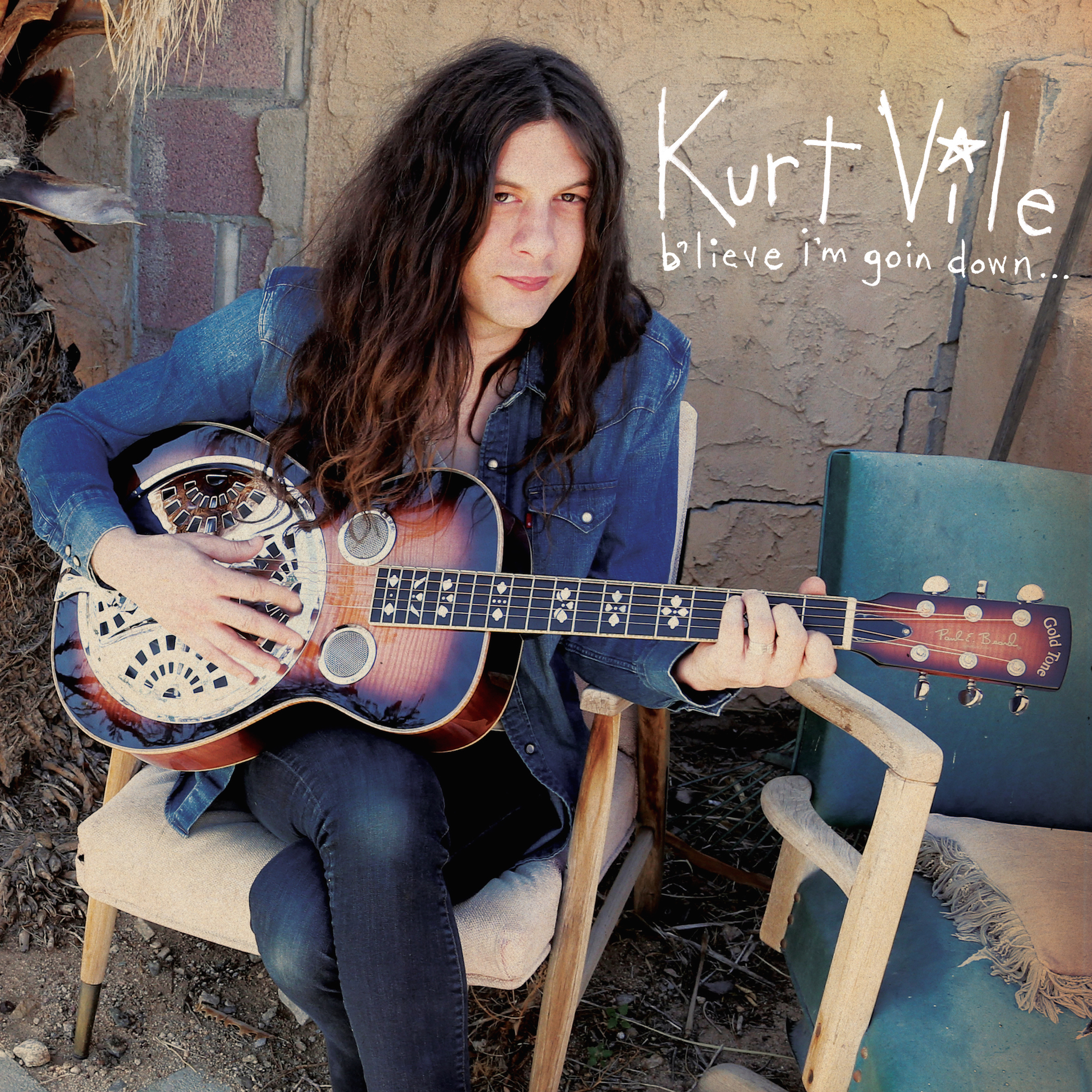 Kurt vile has shared details of his forthcoming LP 'b'lieve i'm goin down', out Setember 25, on Matador