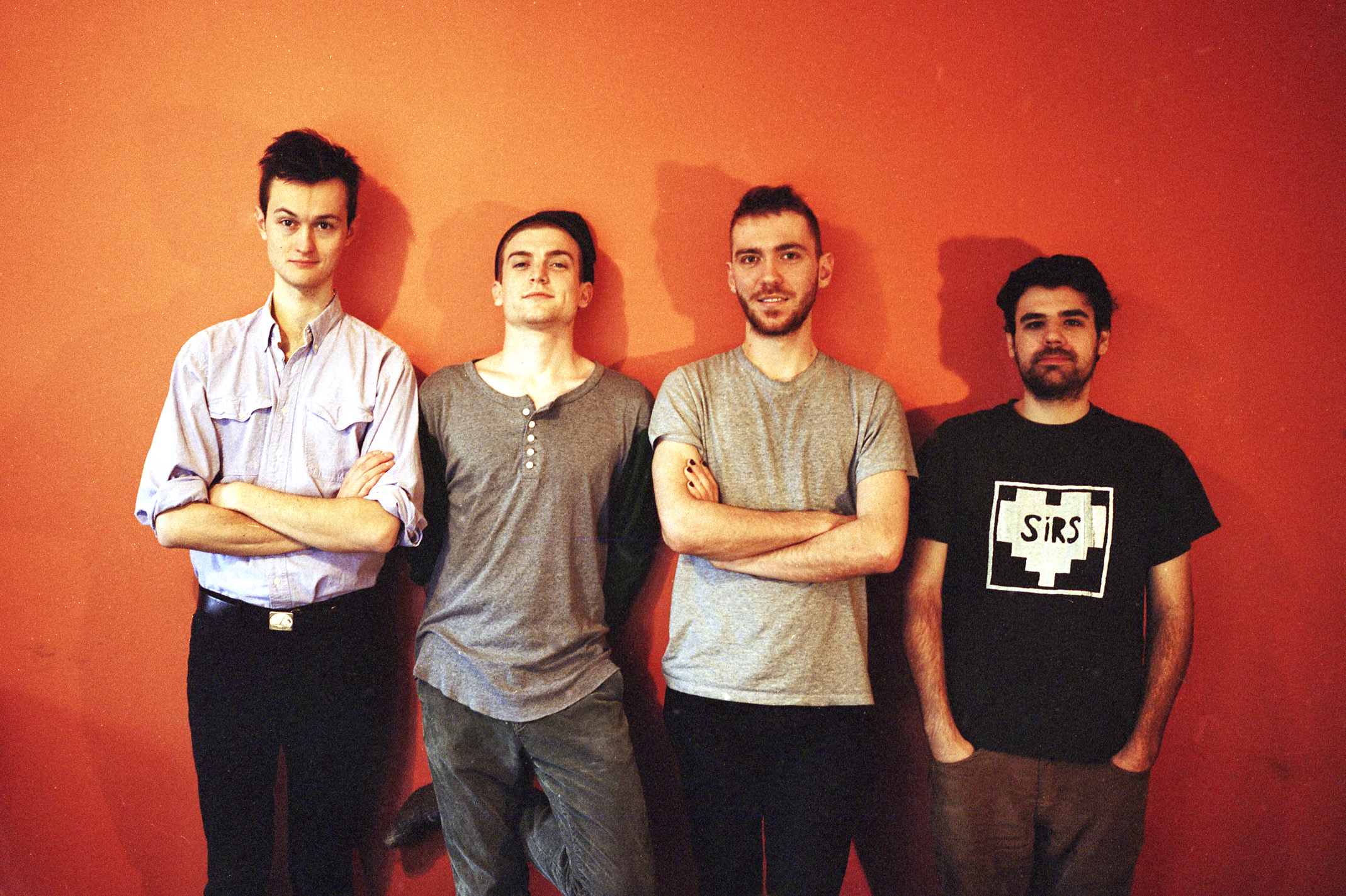 "Ought announces tour dates and shares new single ""Men For Miles"" the track comes from their forthcoming release 'Sun Coming Down'"