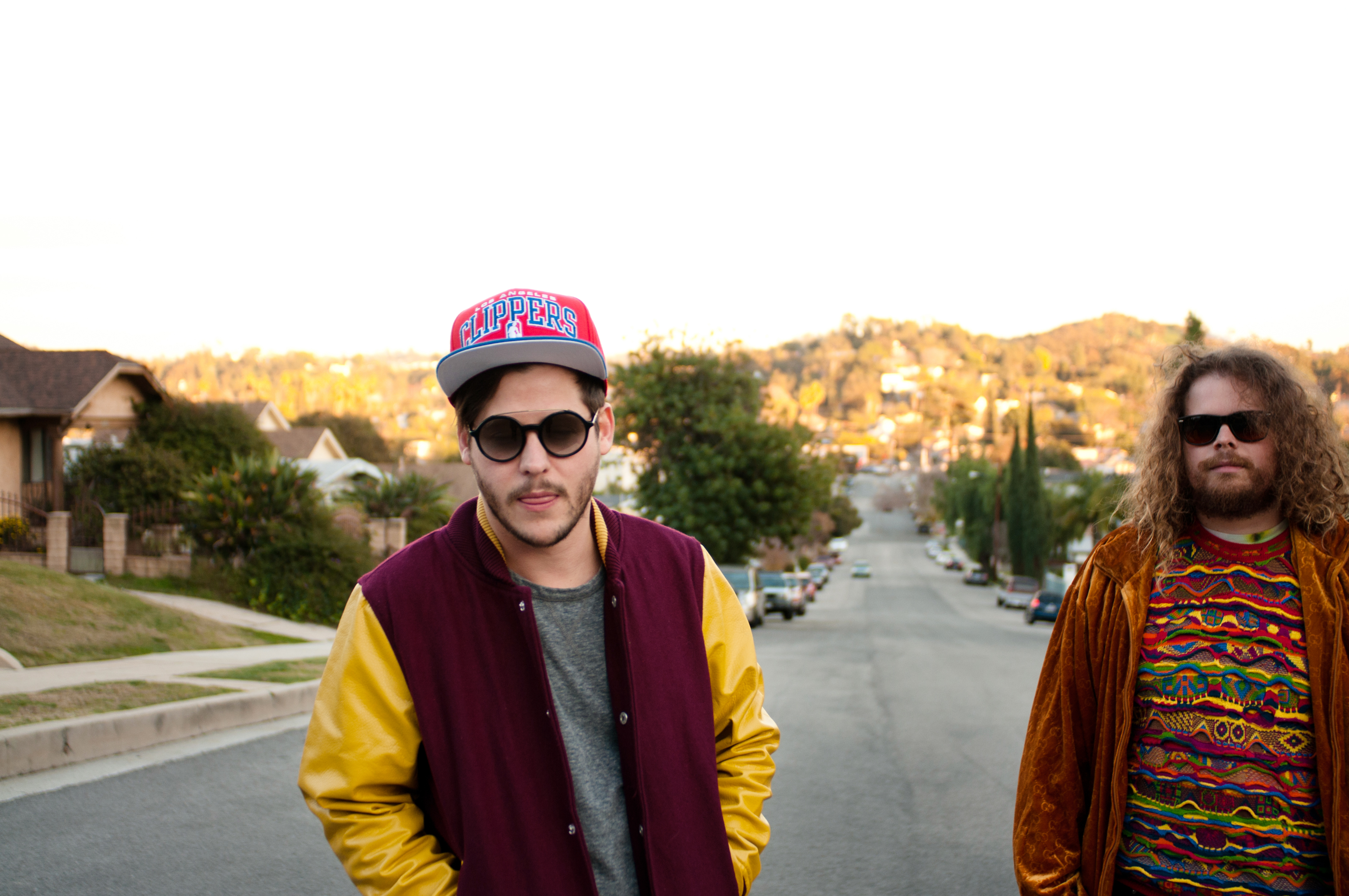 """After announcing their fifth studio album, V, Wavves is back to share one of the album's many highlights """"Flamezesz"""