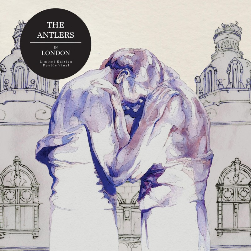Review of The Antlers 'In London' LP. The album comes out on June 16th via Transgressive