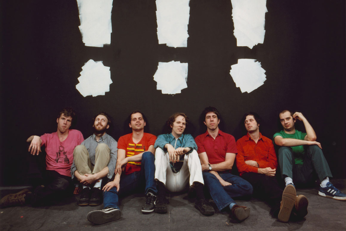 !!! (chk chk chk) announce new album 'As If', the LP comes out October 16th via Warp Records