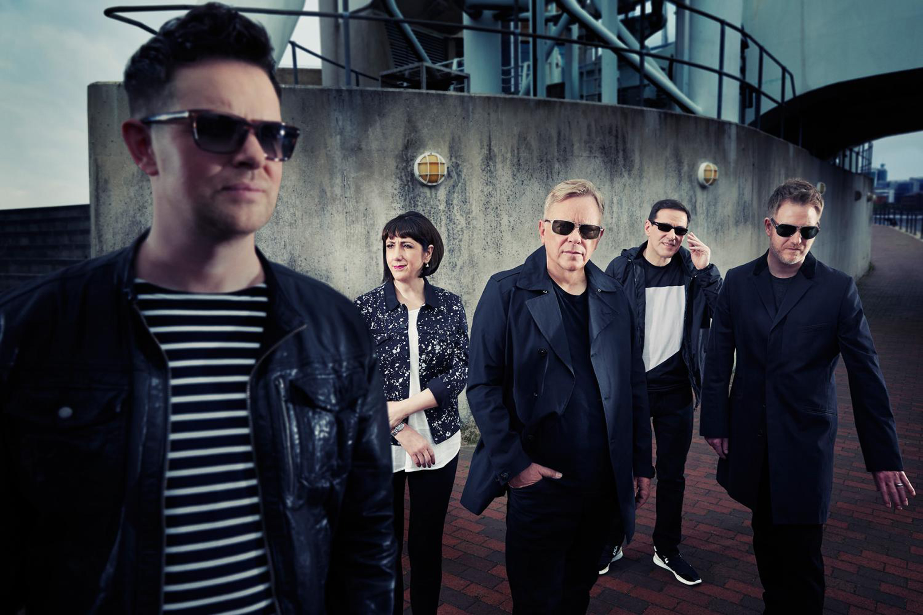 "New Order have shared their new single ""Restless"", from their forthcoming full-length 'Music Complete'"