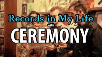 Records In My Life: Ceremony