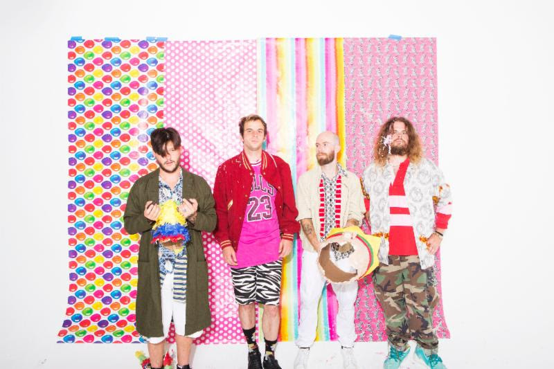 Wavves have announced the details of their new album 'V'. The LP drops October 2nd on Ghost Ramp/Warner