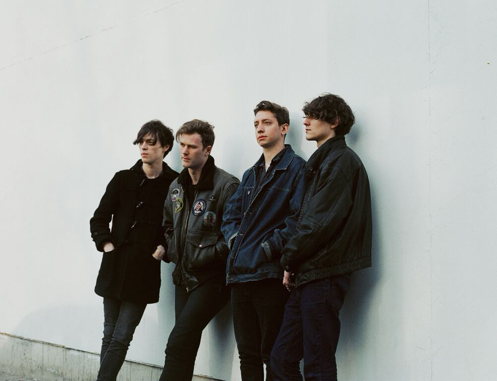 Gengahr are streaming their new single 'Fill My Gums With Blood', and free download of song demo.