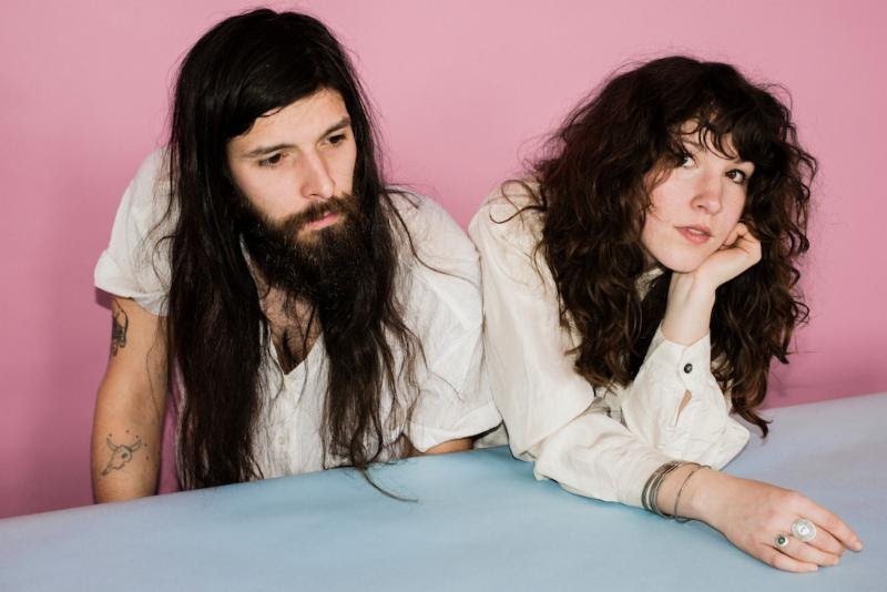 Widowspeak extend their North American tour, including dates with Lord Huron. Widowspeak forthcoming LP 'All Yours' drops September 4