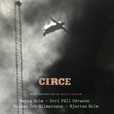 Two thirds of Sigur Ros Georg Holm and Orri Páll Dyrason have combined to record the album 'Circe',