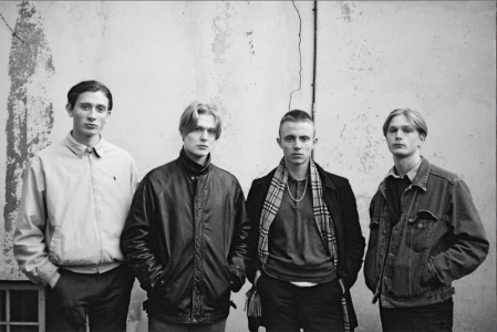 "Denmark's Communions have shared their new video for the track ""Forget It's A Dream"""
