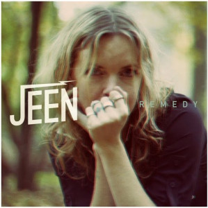"""Jeen releases non-album tune """"Remedy."""" Jeen's most recent album 'Tourist; (deluxe Version) is now out"""