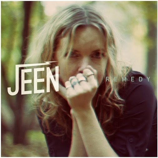 "Jeen releases non-album tune ""Remedy."" Jeen's most recent album 'Tourist; (deluxe Version) is now out"