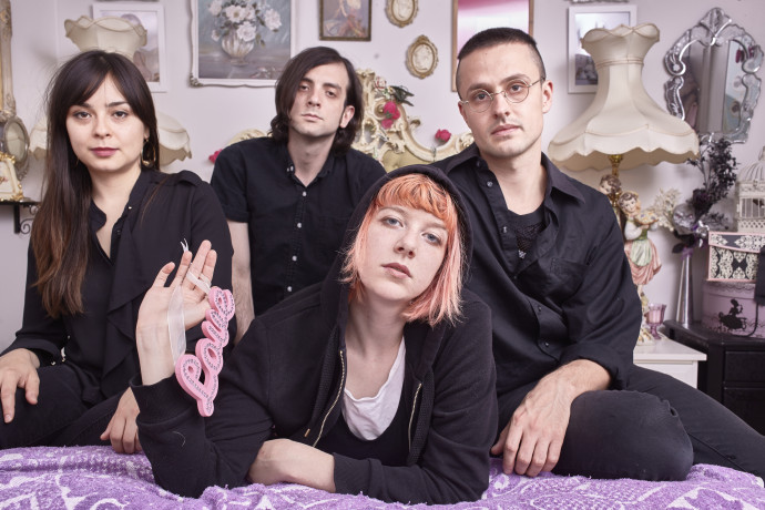 Dilly Dally have shared details of their forthcoming release 'Sore'