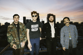 """FIDLAR have shared their new video for their single """"West Coast"""", the track comes off their upcoming release 'Too'"""